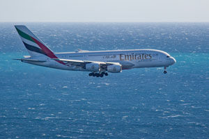 Airbus A380 Nice