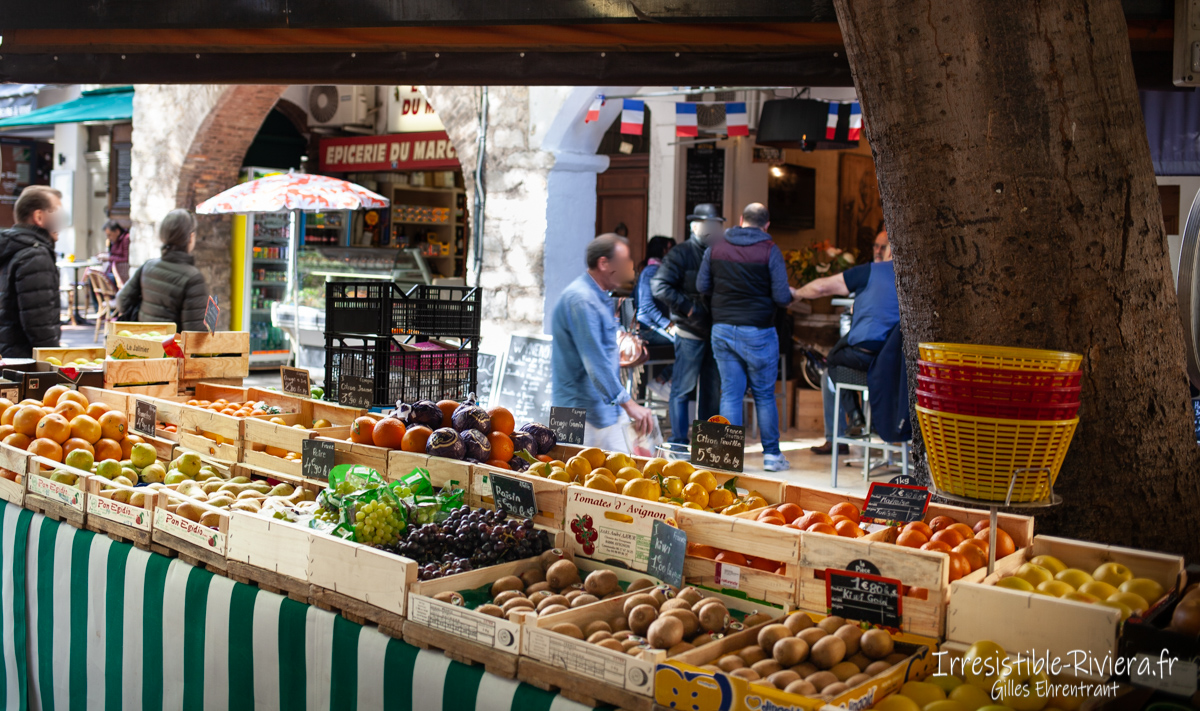 Marche Provencal Antibes 1