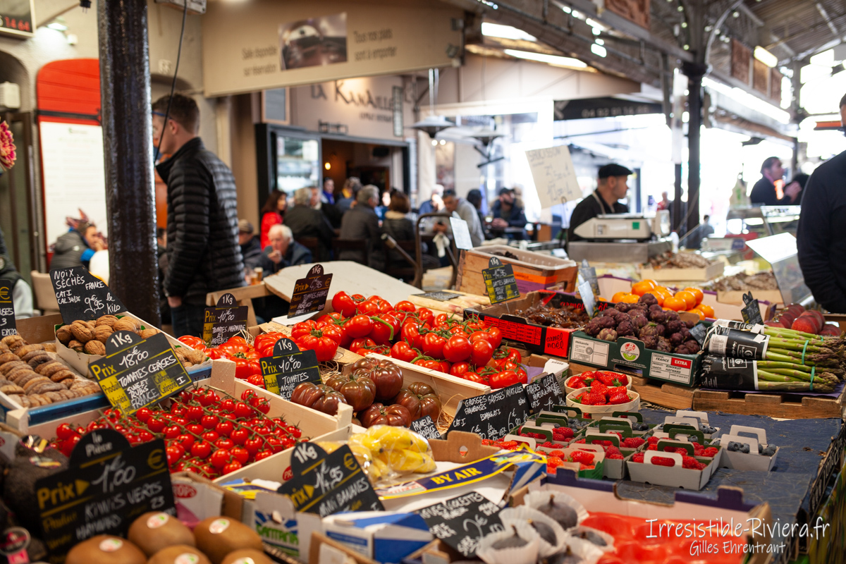 Marche Provencal Antibes 10