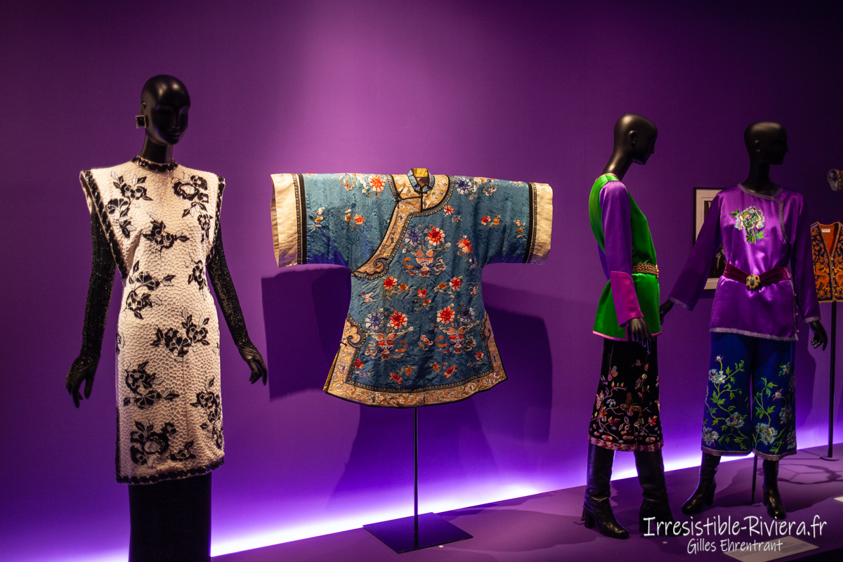 Exposition Yves Saint Laurent Nice 11