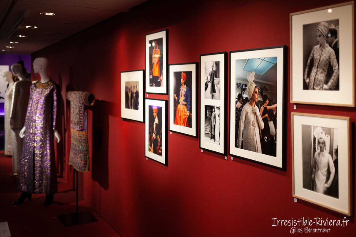 Exposition Yves Saint Laurent Nice 3