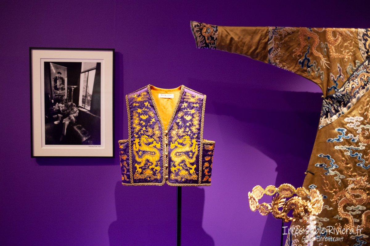 Exposition Yves Saint Laurent Nice 6